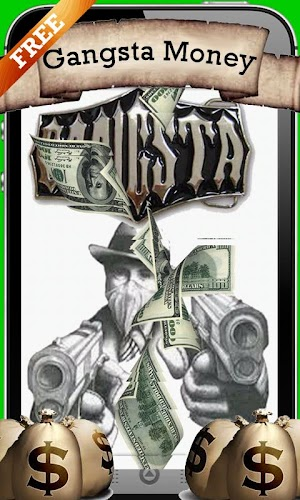 Gangsta Game Live Wallpaper Android App Screenshot