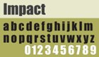 Popular Web Fonts Used in Web-Safe Design Impact