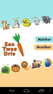 Afrikaans Toddler Counting- screenshot thumbnail