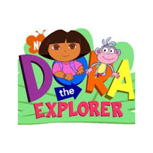 Dora Cartoon Tube