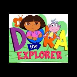 Dora Cartoon Tube