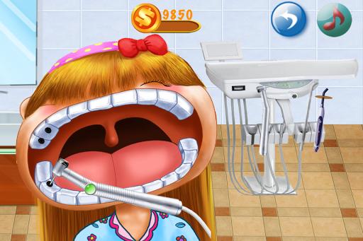 小小牙醫-有趣的兒童職業體驗遊戲