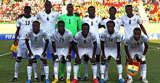 Etats-Unis (USA) – Ghana en direct streaming Live