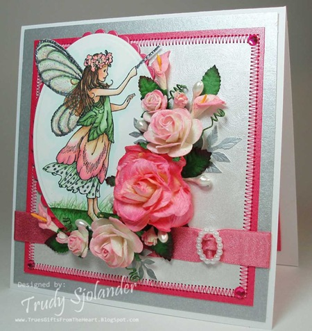 PTW Floral Fairy wm