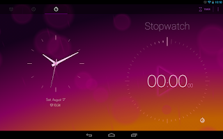 Screenshot of Timely Alarm Clock