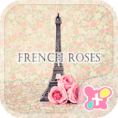 icon & wallpaper-French Roses-