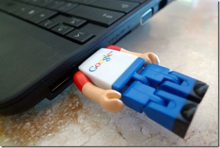 google usb stick lego3