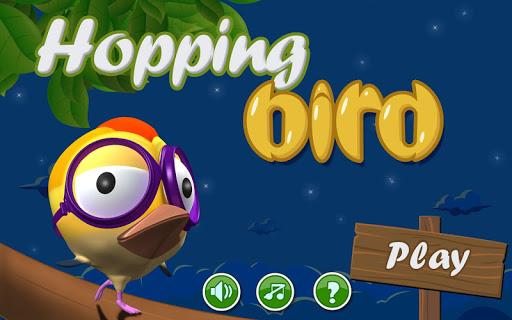 Hopping Bird - Free Game App