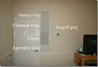 Mud Pie Studio Painting A Gray Master Bedroom