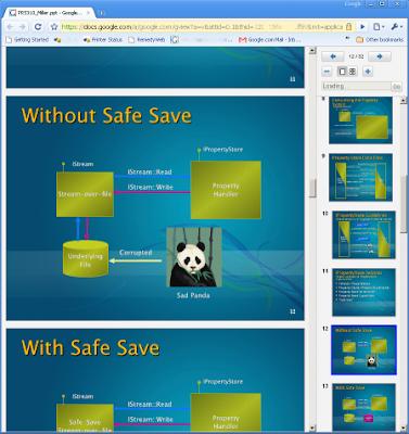 Google Mail Vorschau Auf PowerPoint Und TIFF
