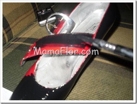 Pintar Zapatos con Pintura Acrílica 605