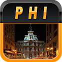 Philadelphia Offline Map Guide icon