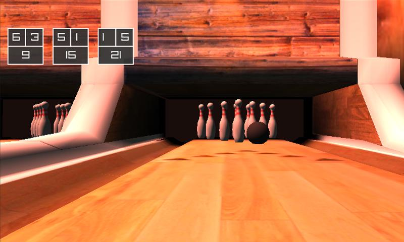Bowling Bar - screenshot