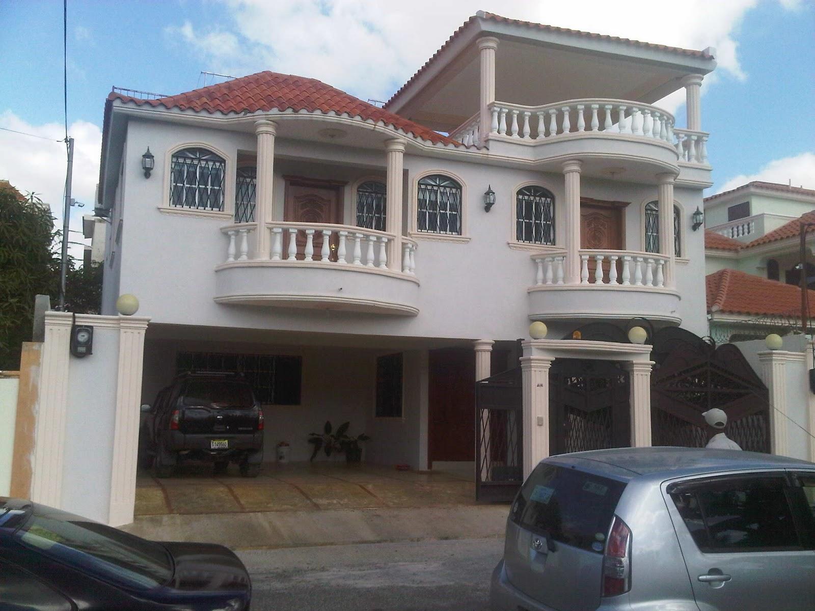 Casa Residencial San Soucci Santo Domingo Este Solverrealestate