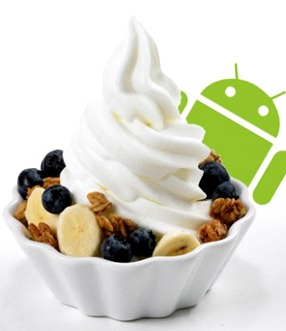 Android 2.2 Froyo download za HTC EVO