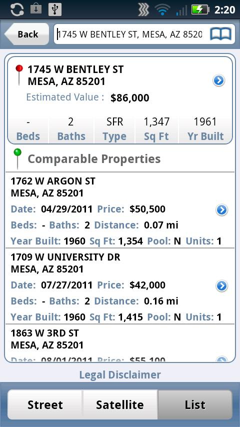 Stewart Property Profiles Plus - screenshot