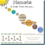 Solar System MO Button