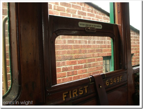 Isle of Wight Steam Railway 07
