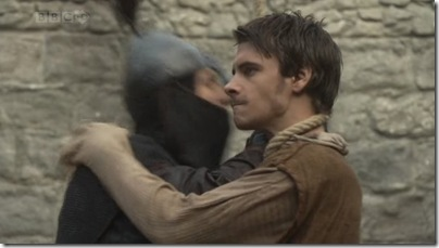 Harry Lloyd is stunning as Will Scarlett