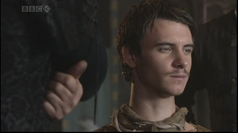 Robin Hood: Lardner's Ring (Harry Lloyd as Will Scarlett)