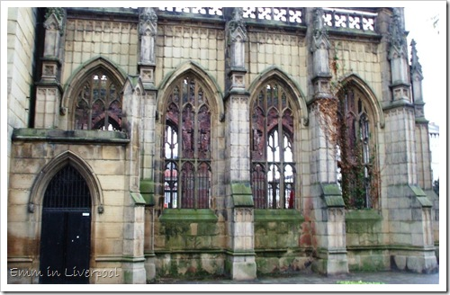 Church of St Luke (bombed out church in Liverpool) 03
