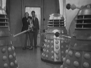 Daleks Give Me Nightmares