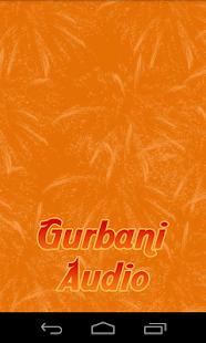 Gurbani Audio - screenshot thumbnail