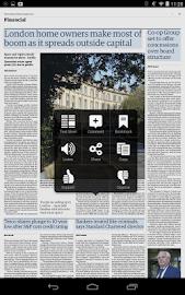 PressReader (preinstalled) Screenshot 35