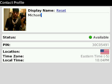 How To: Edit/Reset a contact's name in BBM - BlackBerry Forums at