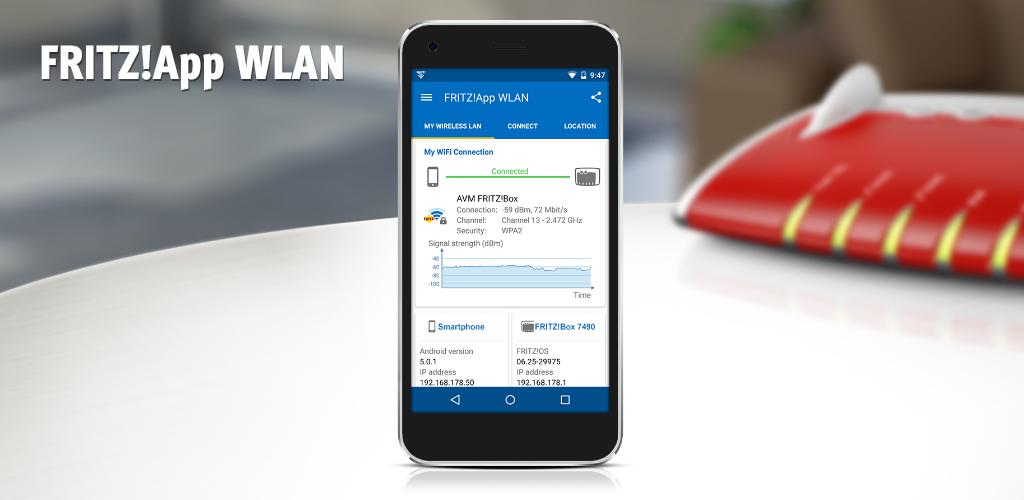 Fritz App Wlan 2 7 0 Apk Download De Avm Android Wlanapp Apk Free