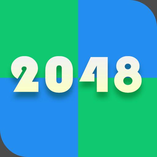 2048 智能版 休閒 App LOGO-硬是要APP