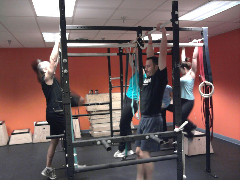 2/15/11: Daily WOD - AGOGE CrossFit Woodinville