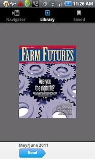 Farm Futures Magazine Live - screenshot thumbnail
