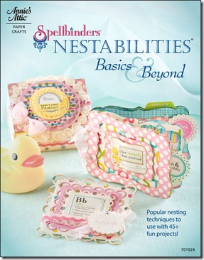 Spellbinders Nestabilities Basics and Beyond Book