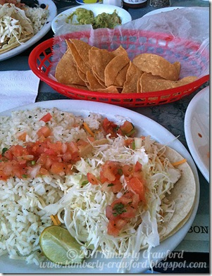 Wahoo Taco lunch 1