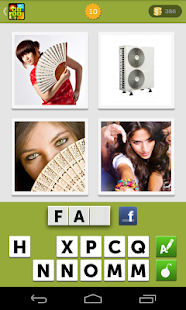 4 Pics 1 Word What's the Photo- screenshot thumbnail