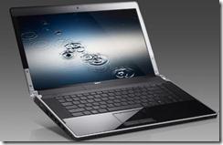 Dell Studio XPS 16 Black Open