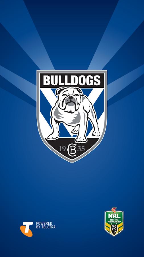 Canterbury-Bankstown Bulldogs - screenshot