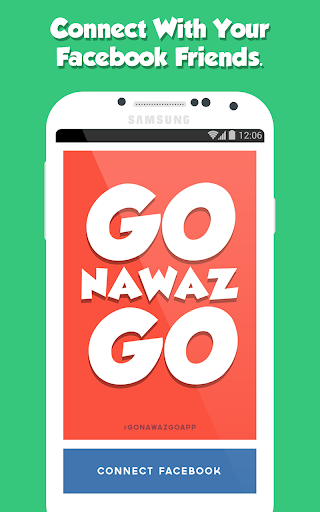 GO NAWAZ GO Single-Tap SEND