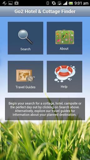 Go2 Hotel Cottage Finder