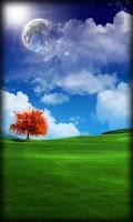 Screenshot of Landscape Live Wallpaper