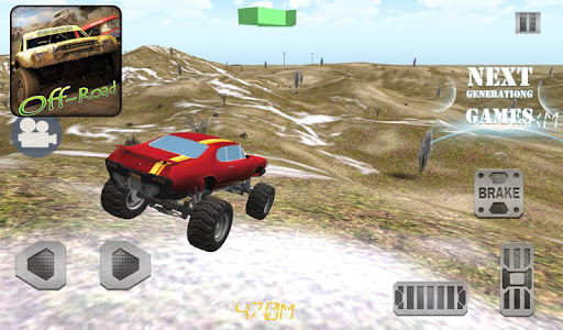 4х4 Off Road : Race With Gate v1.2