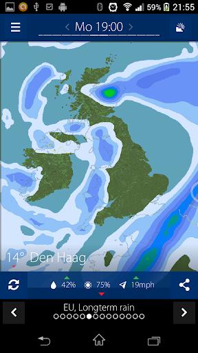 Sat24, Weather satellite  screenshots 6