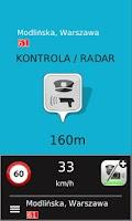 Screenshot of RadarSTOP