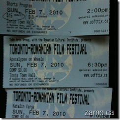Toro Film Fest Tickets