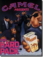 Camel presents: the hard pack