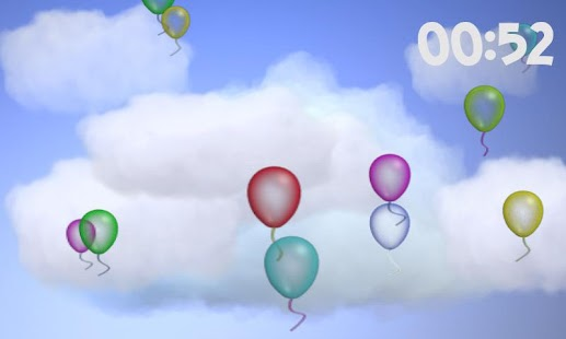 Crazy balloons - screenshot thumbnail