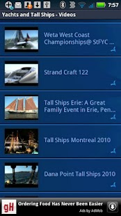 Yachts and Tall Ships - screenshot thumbnail