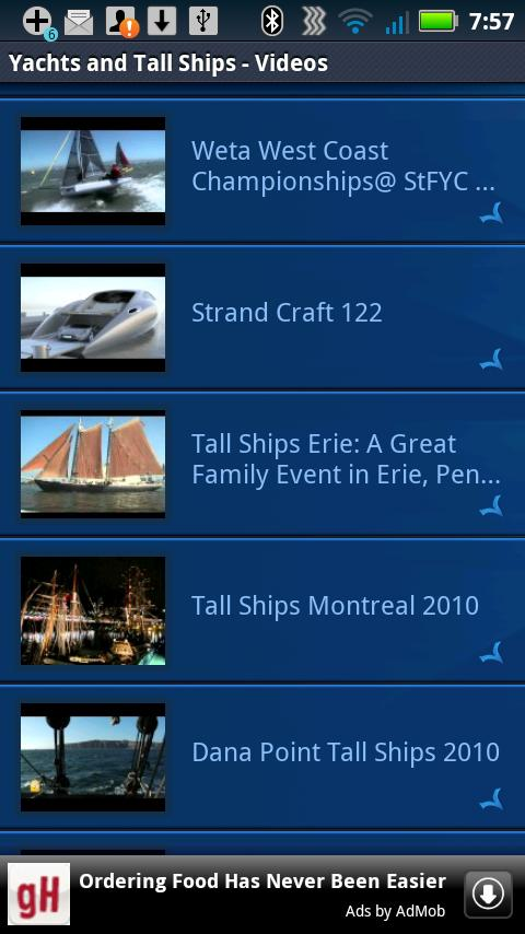 Yachts and Tall Ships - screenshot