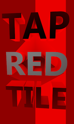 Tap Red Tile